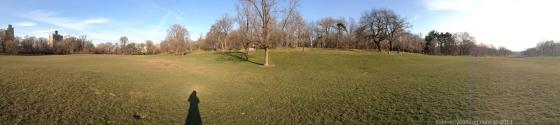 Prospect Park Panorama