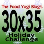 30x35 Holiday Challenge
