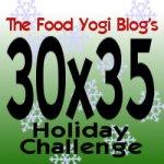 30x35 Holiday Challenge